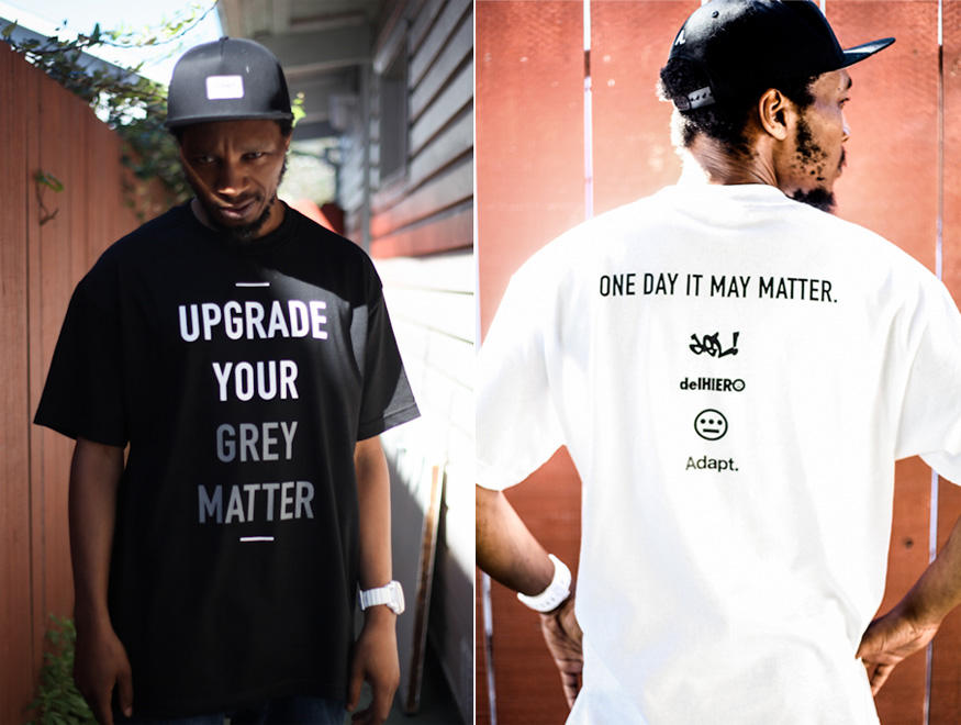 "Another Adapt x Hiero collaboration hits the net today which makes perfect  sense since the ""93 Till…"" tee killed the game (which is now available on a  skate ... fa2cc2d36"