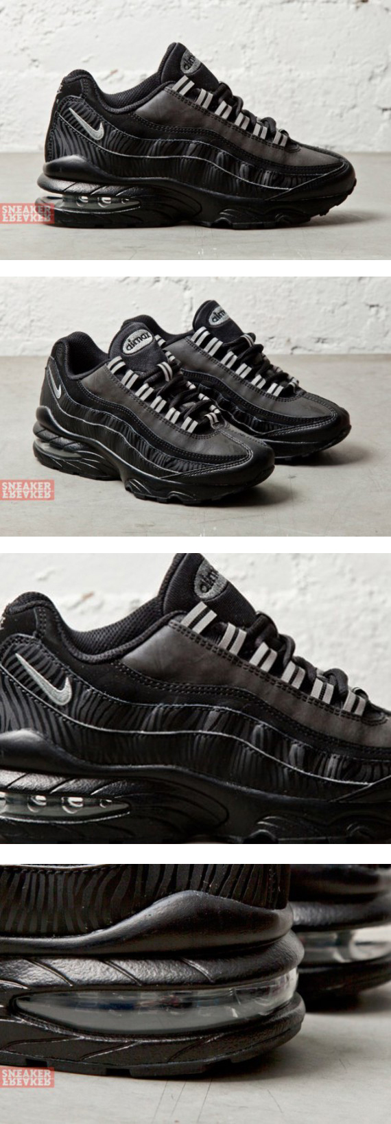 info for a3714 279d8 Nike Air Max 95 GS 'Black Zebra' | Young California