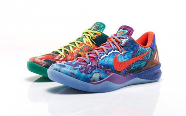 """142afbf24389 When will the Nike Kobe 8 """"What the Kobe"""" hit shelves  We now know the  answer. On Friday"""