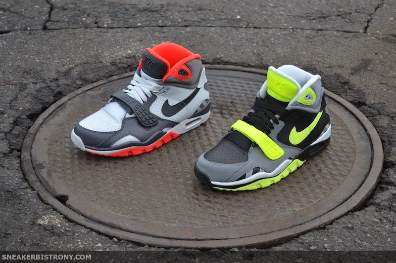 free shipping d9210 843d6 Nike Air Trainer SC II  New Colorways