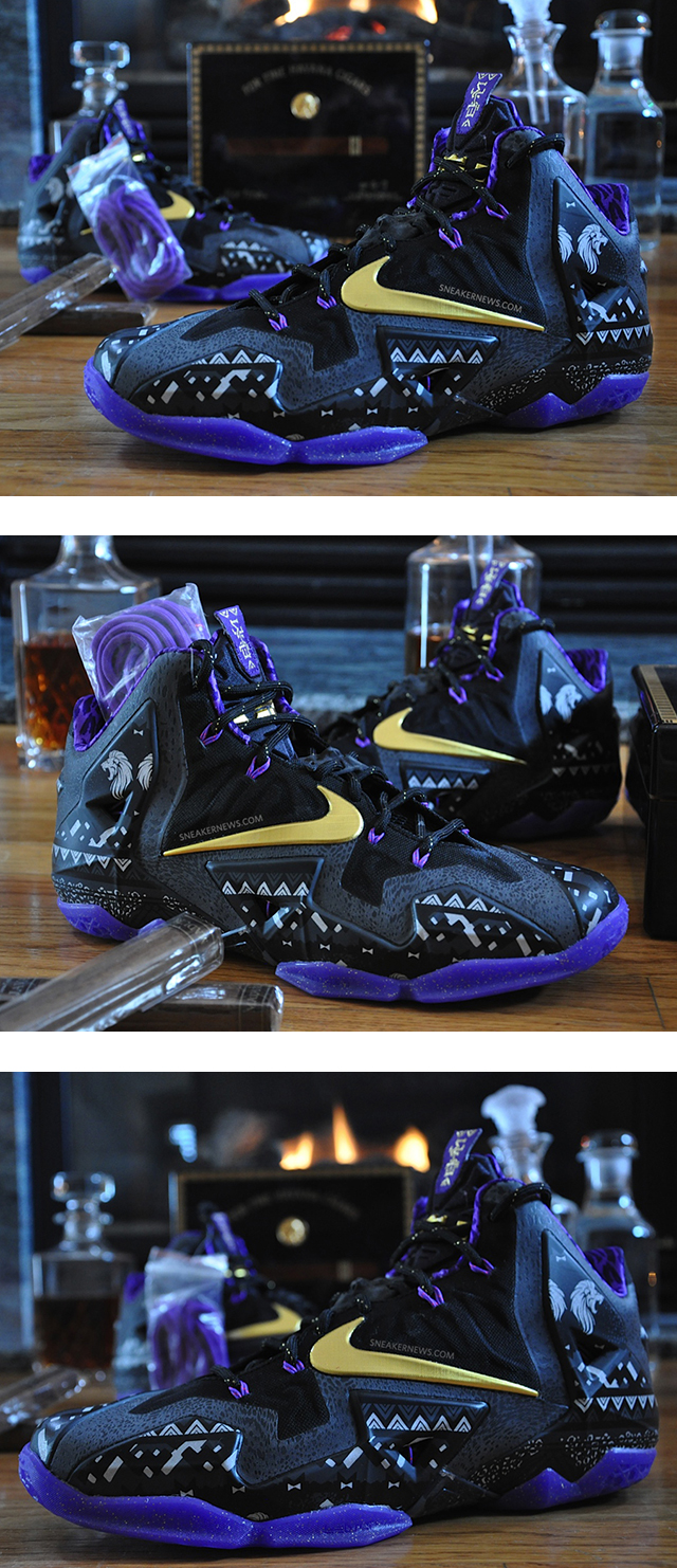 """eacc7293498 Continue reading for a detailed gallery on the upcoming """"BHM"""" LeBron 11 and  watch for full release info here on Young California soon."""