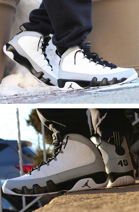 "pretty nice 3ec55 61439 Air Jordan IX Retro ""Birmingham Barons"" 