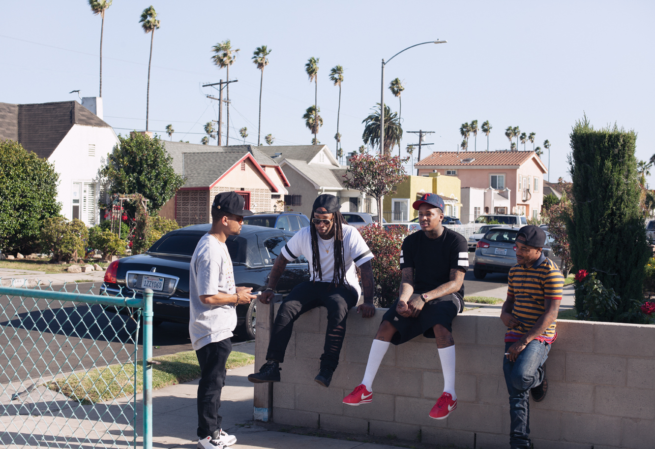 Cover Story: Ty Dolla $ign Is the Life of the Party : Young California