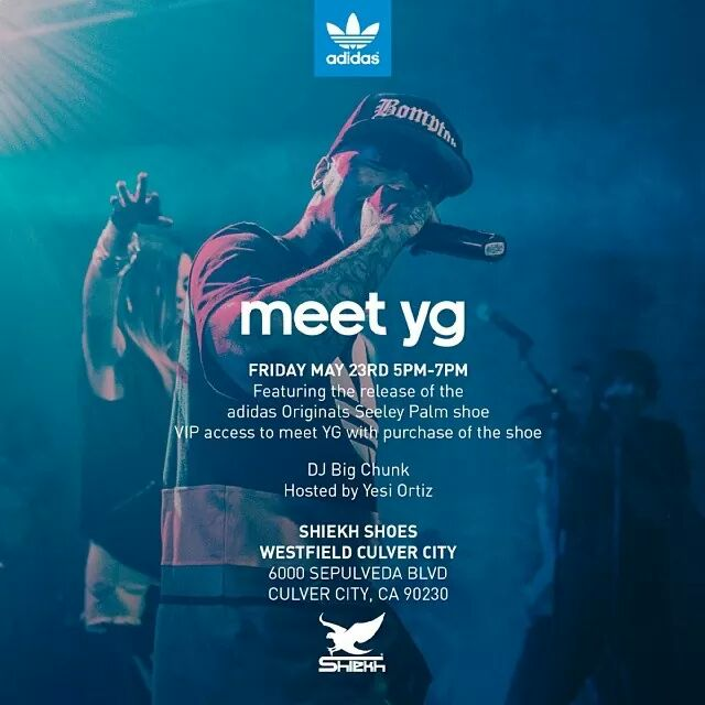 Yg meet greet with yesi ortiz young california do m4hsunfo