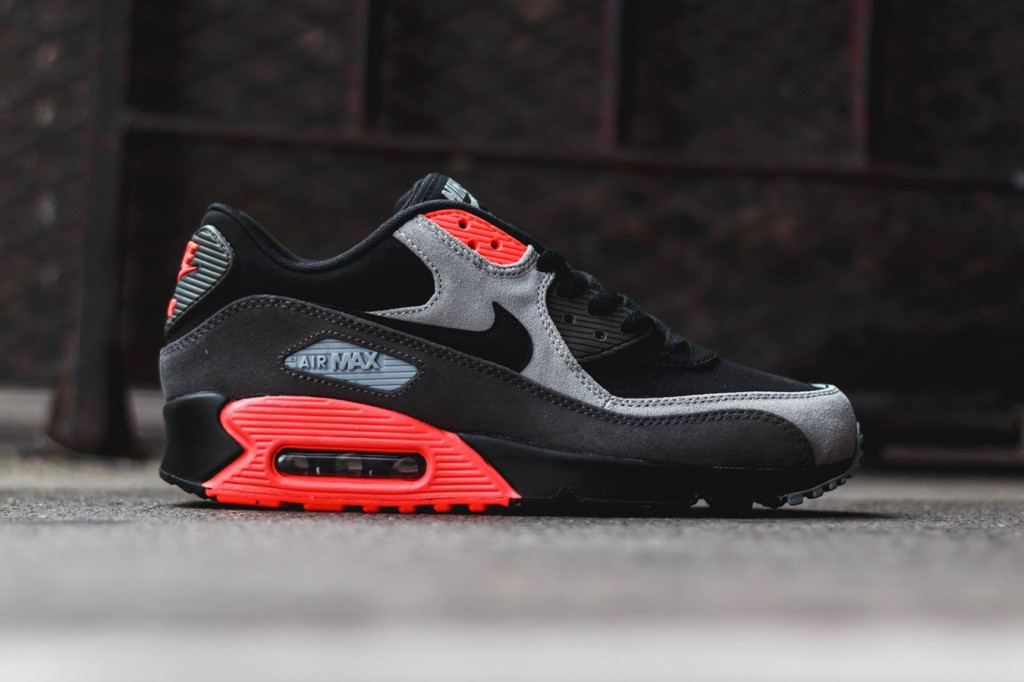 promo code 021c0 f1b5c nike air max 90 leather premium