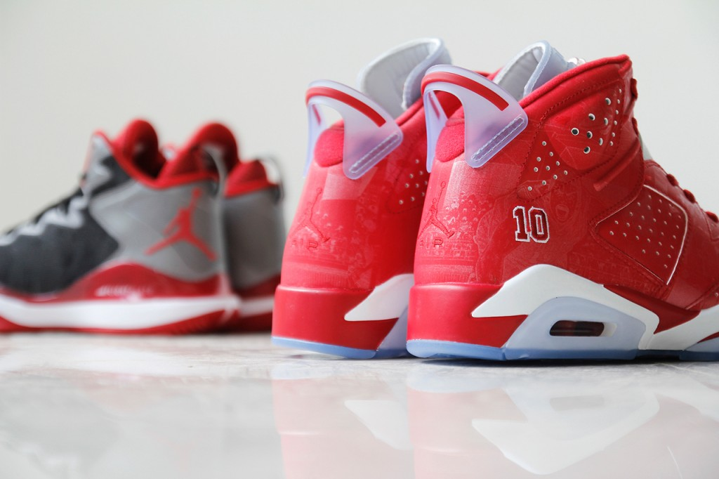 on sale 5c0ee 8208b Filed under Fashion, Sneakers · Tagged with Collection, Footwear, Jordan  Brand, Slam Dunk, Young California