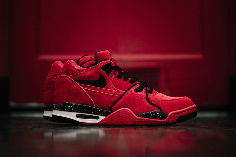"48e9e4ab048b Nike Air Flight  89 ""Gym Red"". Posted by Matthew Garner on November 18"
