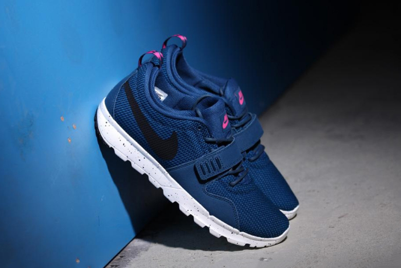 on sale 33aa6 8f118 Complimenting the other two drops this month, Nike SB s utility-focused  Trainerendor silhouette gets a nice neutral makeover ...