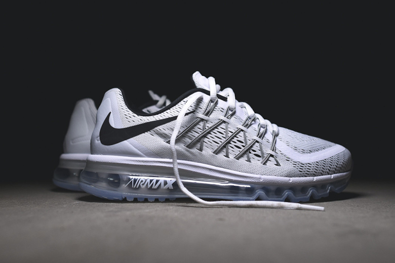 Nike Air Max 2015 White/Black : Young California