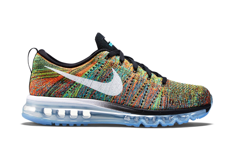 "Nike Flyknit Air Max ""Multi-Color"" 