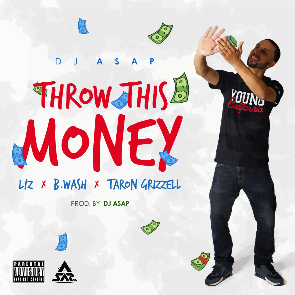 Throw This Money - Cover Art