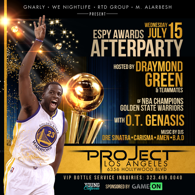Young California x ESPY's Afterparty