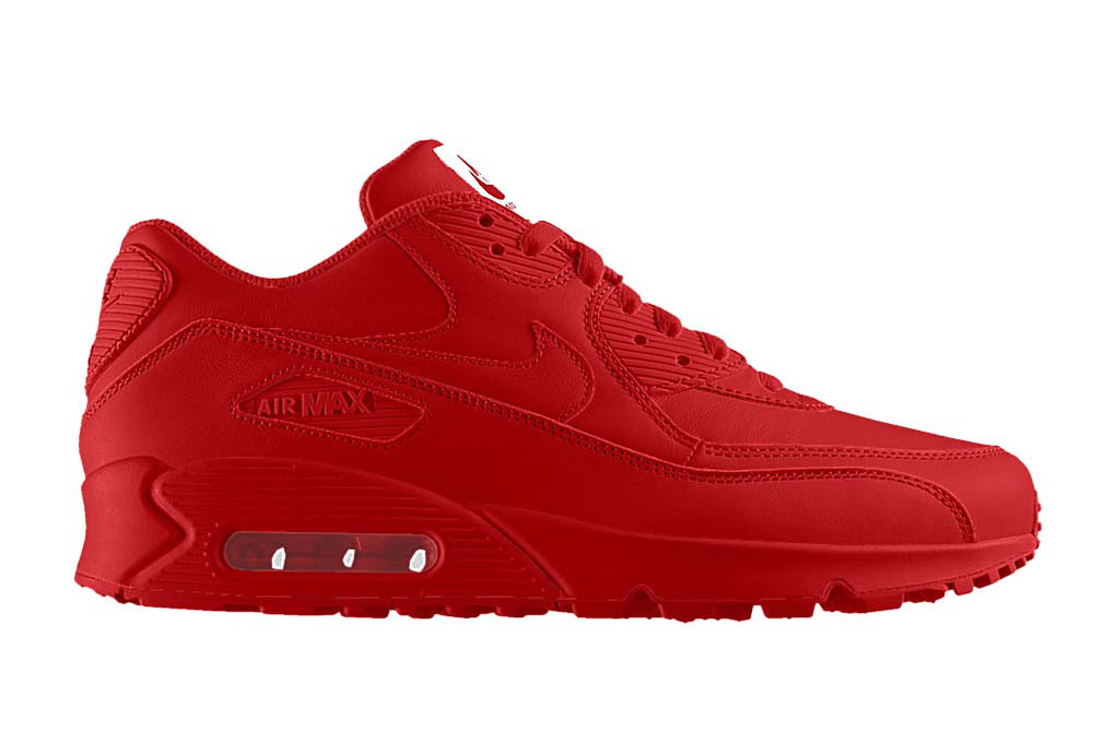 air max solid red Nike ...