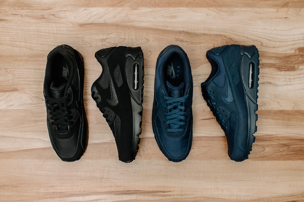 Nike Air Max 90 Essential Midnight Navy Fiberglass