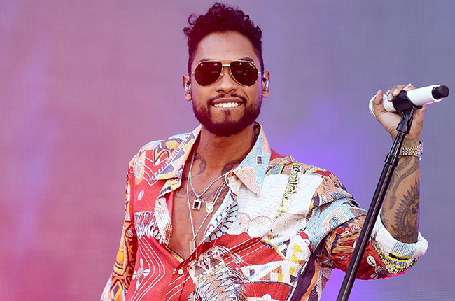 """Revolt Live Presents Miguel's """"Wildheart"""" Takeover"""