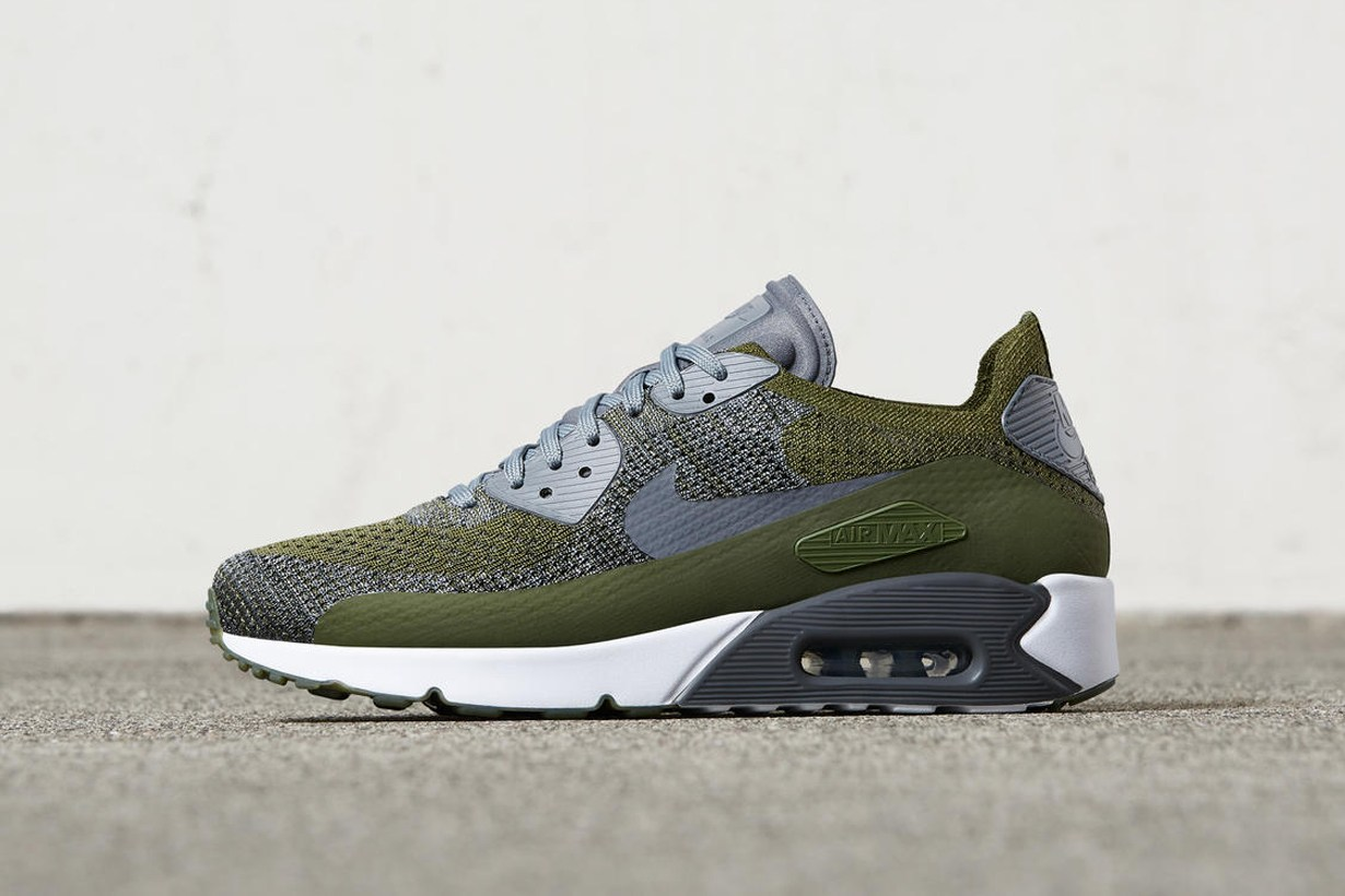 nike-air-max-90-ultra-flyknit-olive-1