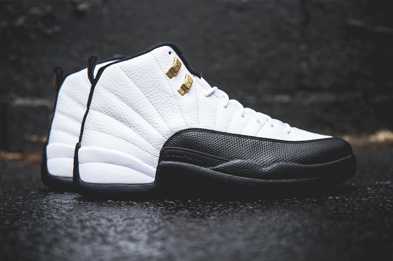 "7170708cf22372 Jordan Brand is apparently bringing back the Air Jordan 12 ""Taxi"" for the  2017 holiday season. Originally released in November 1996"