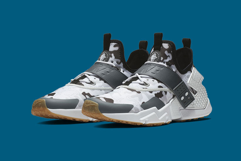 Nike Air Huarache Drift  Camo  Editions   Young California 281f89c62