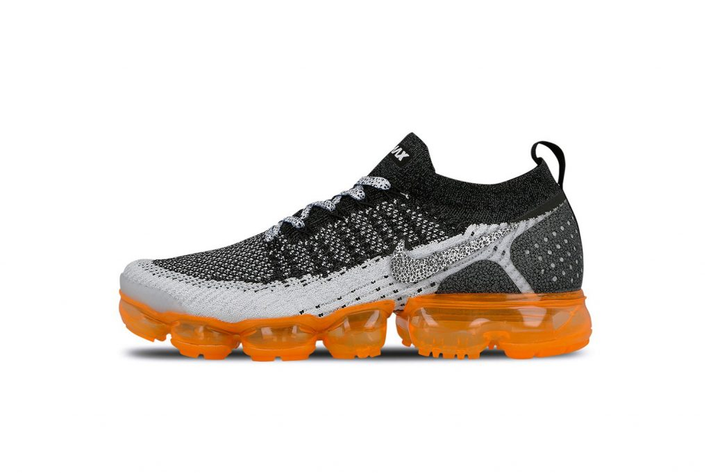 super popular 36072 1dcb7 Nike takes its coveted Safari colorway to the modern Air VaporMax 2.0. The  uppers of this Nike Air VaporMax 2.0 features a mixture of white, grey and  black, ...