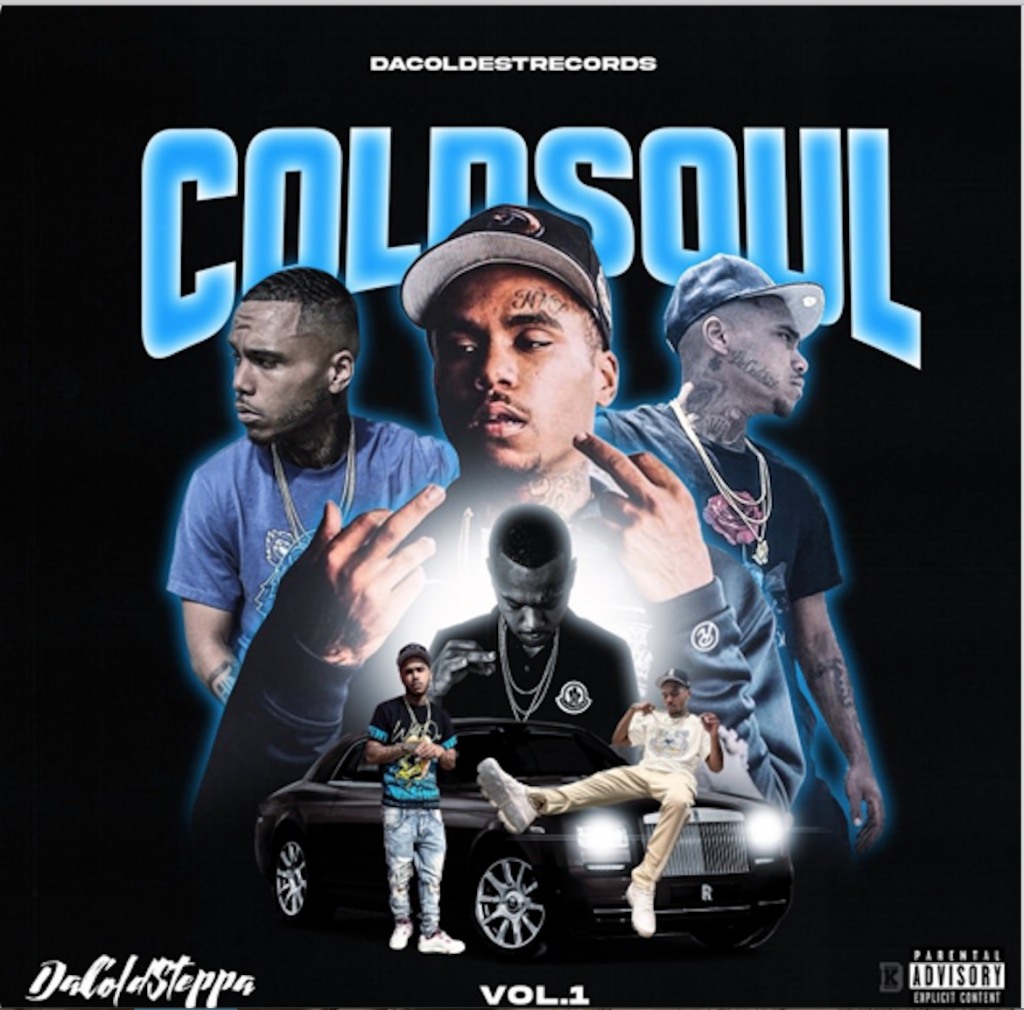 DaColdSteppa 'Cold Soul' EP